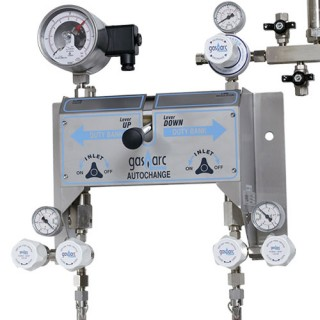 T-M Outlet Point & Regulator
