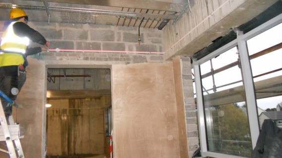 Installing pipework IT Sligo